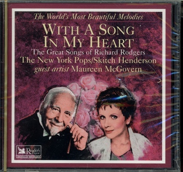 With a Song in my Heart: The Great Songs of Richard Rodgers (2000)