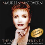 The Music Never Ends: The Lyrics of Alan and Marilyn Bergman (1997)