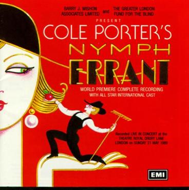Cole Porter's Nymph Errant (1990)