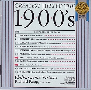 Greatest Hits of the 1900s (1986)